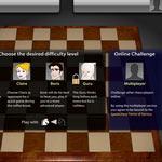 Онлайн шахматы