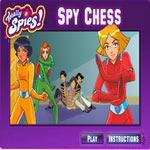 Шахматы с Тотали Спайс